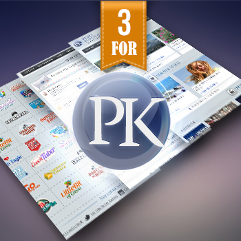 3 for PKP 1