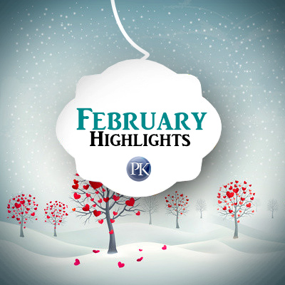 February 2014 Highlights