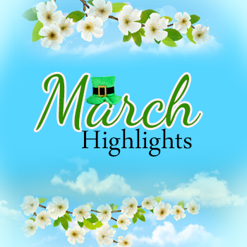 March 2014 Highlights